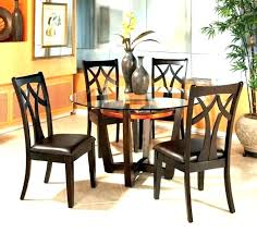 Ideal Dining Room Walmart Table And Chairs Black Round Best Pertaining To Prepare 18