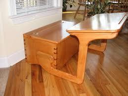 woodwork toy box desk plans pdf plans
