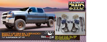 MaxTrac Suspension: Truck Spindles, Leveling, Lowering & Lift Kits