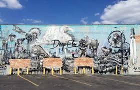 grapefruitprincess reloaded deep ellum murals art entertainment