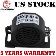 100 Truck Backup Alarm New Universal Warning 102dB Beeper Construction