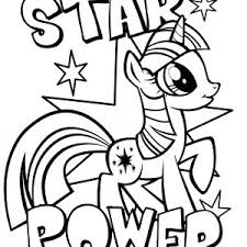 My Little Coloring Pages Fresh Pony 3
