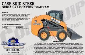 100 Heavy Truck Vin Decoder Serial Number Location For Your Case Skidsteer Loader