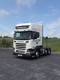 100 Truck Fleet Sales 2014 64 SCANIA R450 Hannon