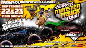 100 Trucks For Sale In Oklahoma Tickets On Now September TRAXXAS Monster Truck Tour