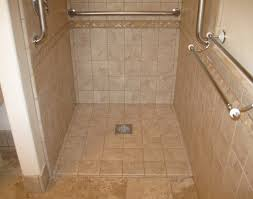 shower trendy how to build your own shower pan for tile