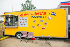 Snack Break: Pupusas From La Salvadoreña's Tiger Bend Food Truck