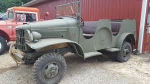 Solid But Not Running 1941 Dodge WC-6 Command Military For Sale 1941 Dodge Power Wagon For Sale Classiccarscom Cc1050074 Pickup Sale Near Cadillac Michigan 49601 Classics 92607 Mcg Truck Dcm Blog W C Half Ton Pick Up Tote Bag By Jack Pumphrey Hot Rod Network 1941wc18dodgeambulanceforsale Midwest Military Hobby Used Ram 1500 For Macon Ga Cargurus Cc896271