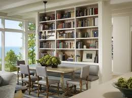 12 Dining Room Office Combo In View Gallery Combined Seating