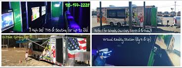 Rockin' Rollin' Video Game Party | North Carolina Game Truck Parties