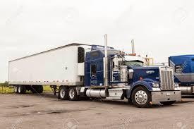 100 Kenworth Semi Trucks NEW ORLEANS LA USA APR 17 2016 Classic Truck
