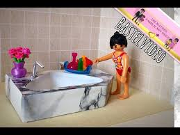 playmobil badewanne basteln pimp my playmobil