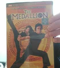 100 The Medalian Medallion DVD Jackie Chan