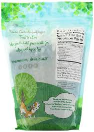 Are Unsalted Pumpkin Seeds Fattening by Amazon Com Food To Live Organic Pepitas Pumpkin Seeds Raw No