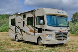 Road Bear RV International 30 32 Ft Class A Motorhome With Slide Out