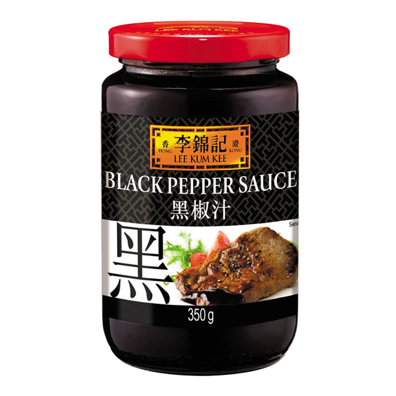 Lee Kum Kee Black Pepper Sauce 350 G