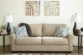 Milari Linen Queen Sofa Sleeper by Khaki Nalini Sofa View 1 Furniture Pinterest Khakis