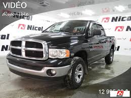 Used 2005 Dodge Ram 1500 Awd Quad Cab Laramie For Sale In La Sarre ... 2005 Used Dodge Ram 1500 Rumble Bee Limited Edition For Sale At Webe 2500 Quad Cab Truck Parts Laramie 59l Cummins 3500 Questions My Damn Reverse Lights Stay On When My 05 Daytona Magnum Hemi Slt Stock 640831 For Sale Near Preowned Crew Pickup In West Valley Sold Ram Reg Hemi Meticulous Motors Inc Nationwide Autotrader Stk J7115a Southern Maine Srt10 22000 Dually Custom Trucks 8lug Magazine Detroitmuscle313 Regular Specs Photos