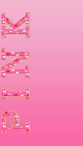Pink Words Wallpapers Group 57