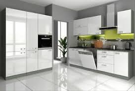 einbauküchen l form günstig kaufen ebay