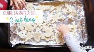 recette de la pâte à sel momes net