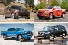 10 Trucks And SUVs That Have Grown Up - Motor Trend