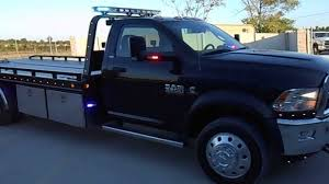 Tow Truck: Used Flatbed Tow Truck For Sale