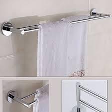 set f badezimmer hardware schwarz gold bad handtuchhalter