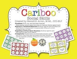 Use These Cards To Work On Pragmatic Language Skills The Game
