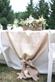 Table Decorations Using Burlap Ideas For Decorating Tables With And Lace Wedding Decoration