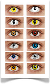 Cheap Prescription Colored Contacts Halloween by Halloween Contact Lenses Without Prescription