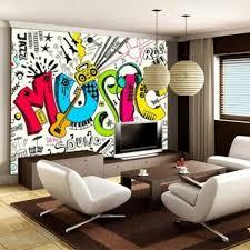 tapeten werkzeuge zubehör 3d graffiti funky modern