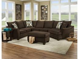 american furniture 3810 sectional sofa that seats 5 with right