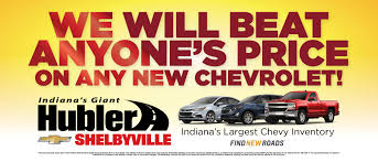 100 Chevy Trucks For Sale In Indiana Hubler Chevrolet Center In Shelbyville A Greensburg Franklin