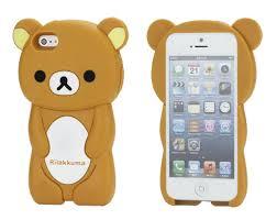 Rilakkuma 3D style iPhone 5 Case Rilakkuma World