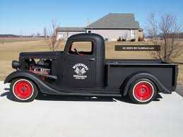 1937 Chevrolet Pickup Rat Rod Shop Truck 1936 36 37