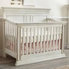 Baby Cache Vienna 4 in 1 Convertible Crib Antique White Babies