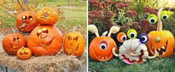 Cute Pumpkin Carving Ideas by 125 Halloween Pumpkin Carving Ideas Digsdigs