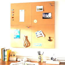 thick cork board tiles maybehip