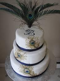 Peacock Cakes – Decoration Ideas