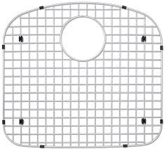 amazon com blanco 220 992 stainless steel sink grid home improvement