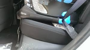 siege auto comment l installer tuto comment corriger rétablir l inclinaison d un siège auto