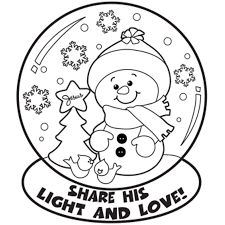 48 Winter Coloring Pages Uncategorized Printable