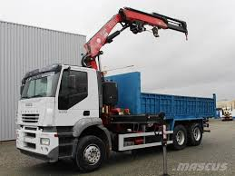 100 Iveco Trucks Usa Used STRALIS 400 Dump Year 2005 For Sale Mascus USA