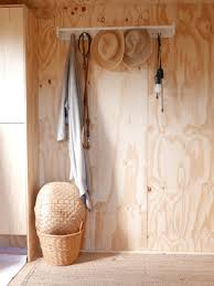 herbst im garten iii laub sperrholz rustikale wandkunst