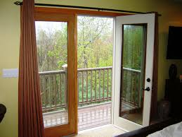 Therma Tru French Doors by Master Bedroom Balcony