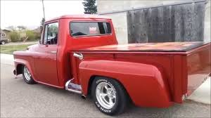1957 International Hot Rod Truck - YouTube