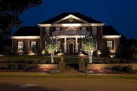 Landscape Lighting Addresses Safety Concerns And Adds To The Homes Curb Appeal RetreatCurbAppeal