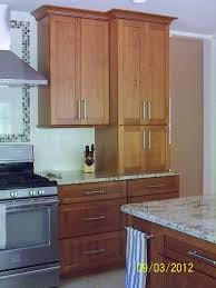 Kitchen Cabinet Filler Strips by Installing First Cabinets A Few Quirks With Molding