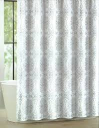 Tahari Home Curtains Yellow by Luxury Fabric Shower Curtain Foter